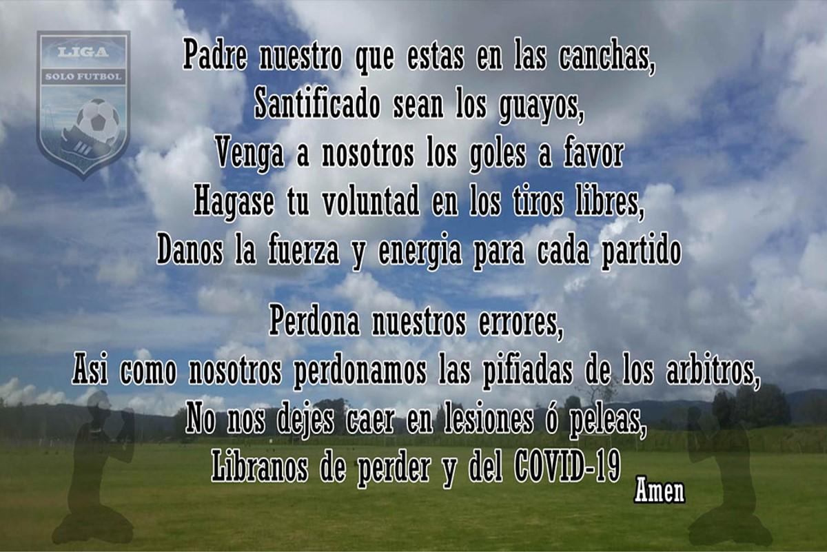 Oración_SOLO_FUTBOL